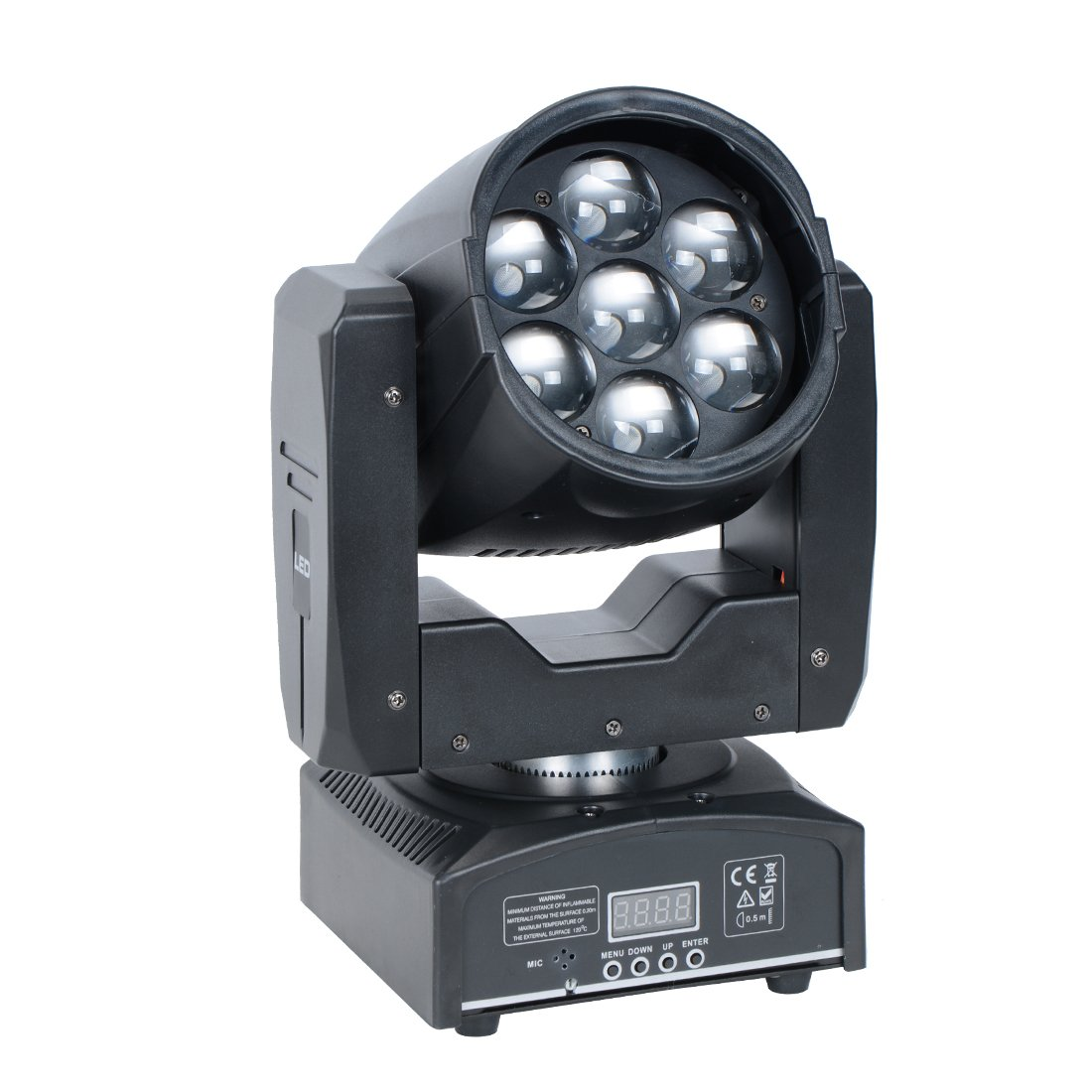 led moving head zoom