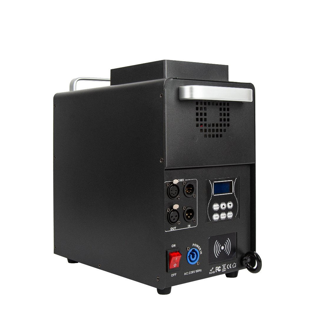dj smoker machine